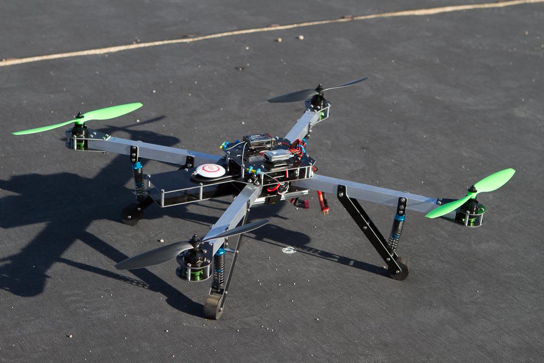 Flight Report Innov8tive Next Level Quadcopter