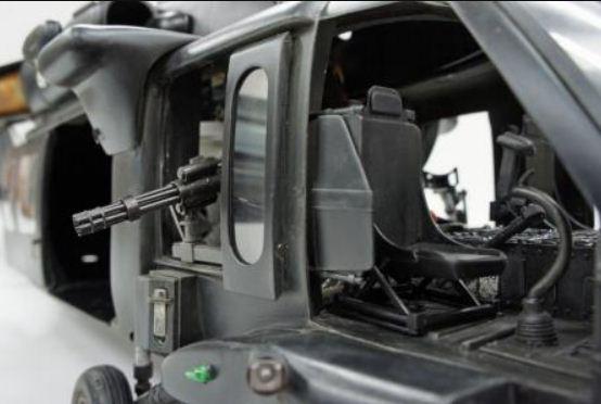 Blackhawk MH-60K Night Stalker