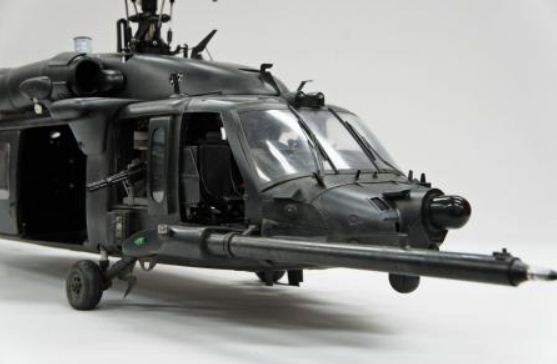 Blackhawk MH-60K Night Stalker
