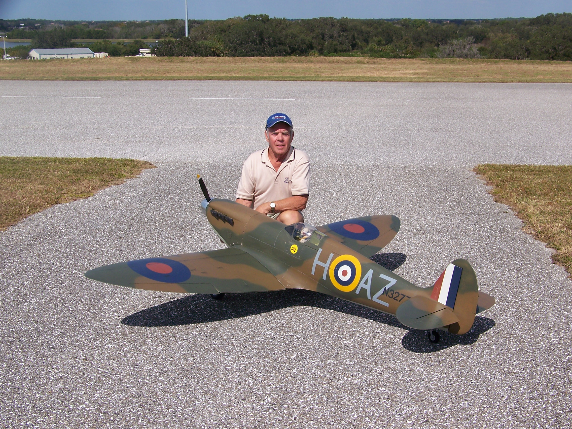 Road to Top Gun: Splendid Spitfire