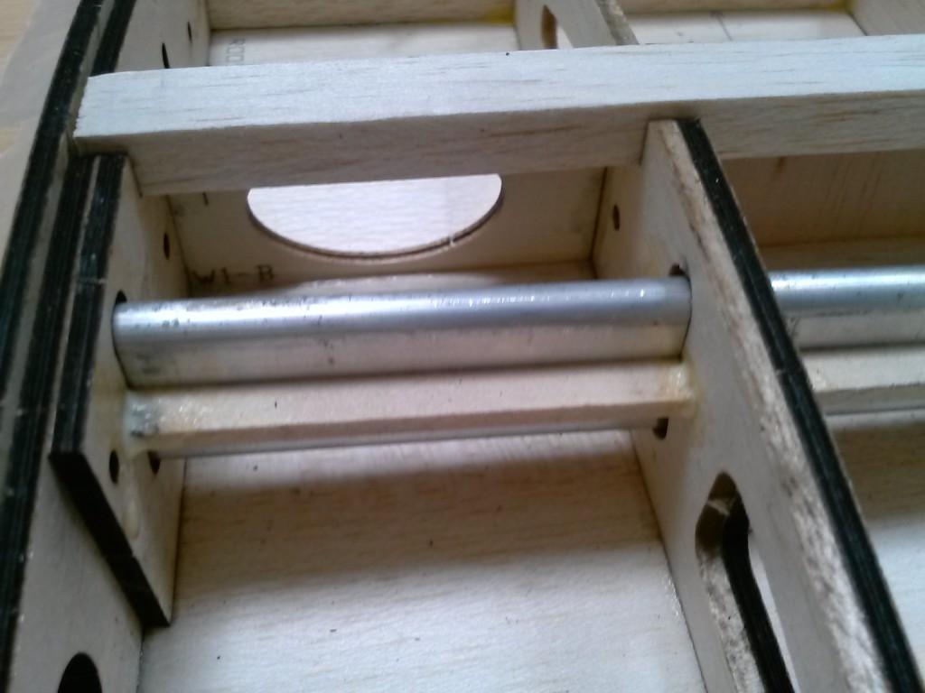 hardwood guide rails