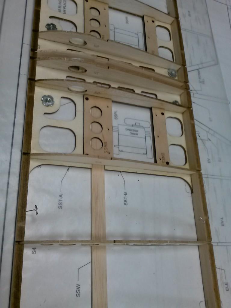 bottom main spar leading