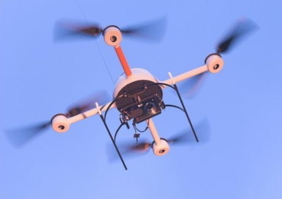 Hobby drones: illegal invasion of privacy?