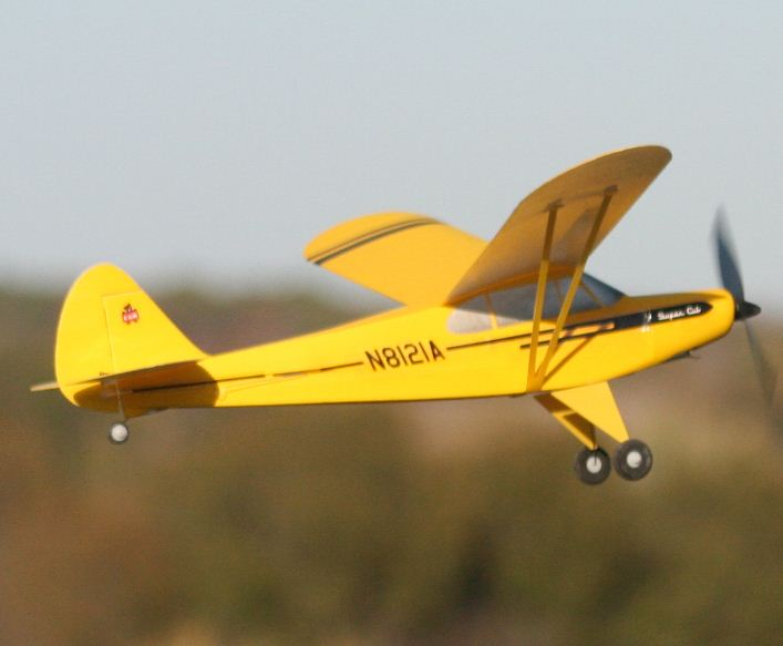 Flyzone Micro Super Cub Review