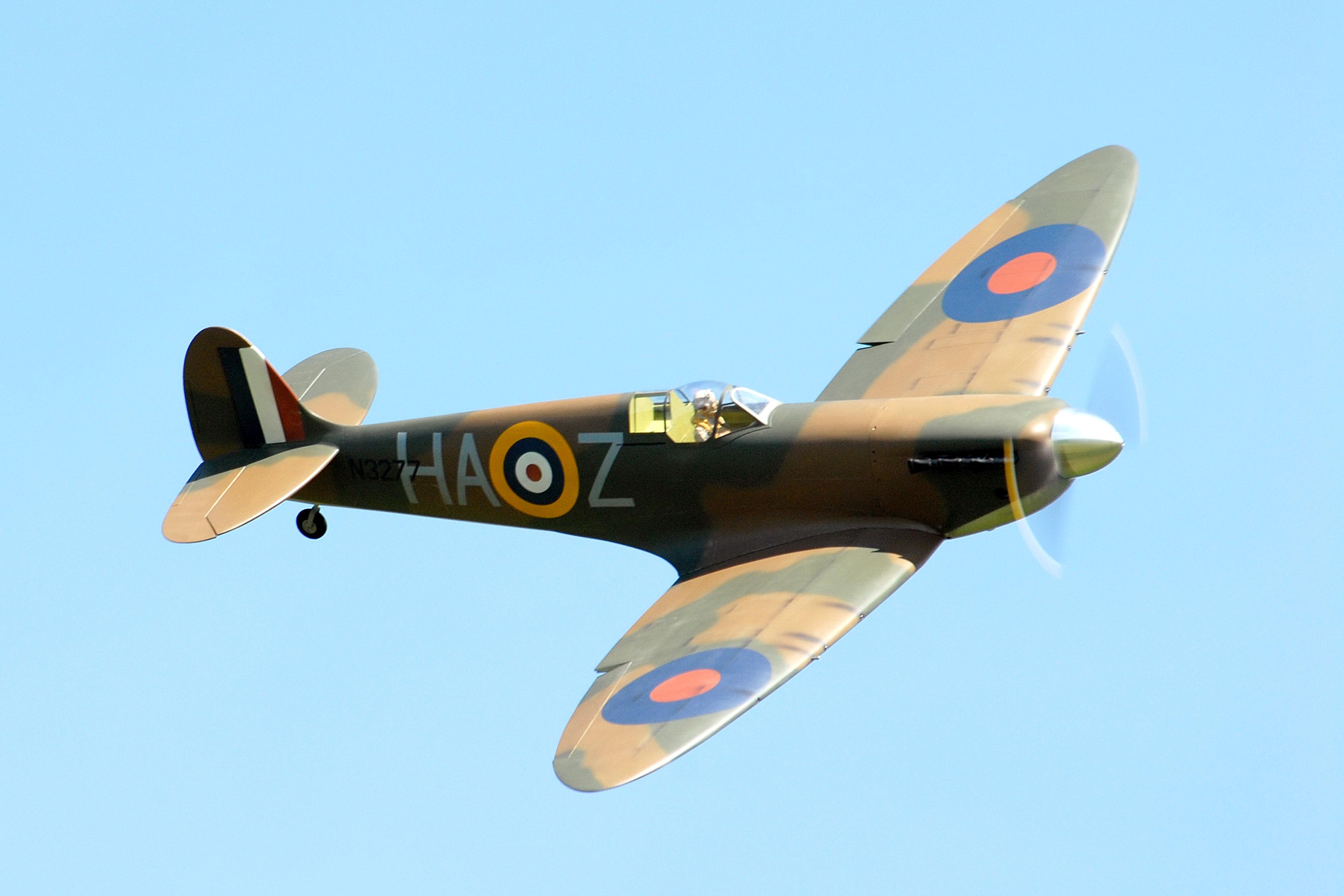 Supermarine Spitfire Mk.1.