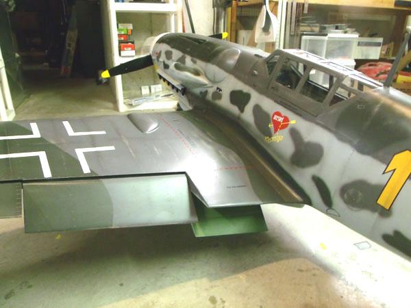 Top Gun: G-Model Messerschmitt