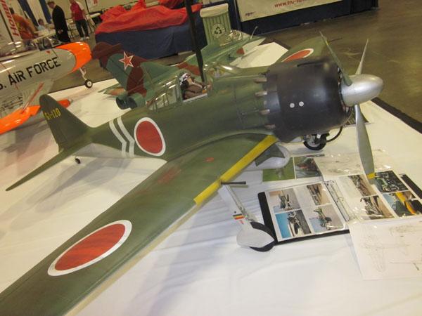 A6M5 Zero WRAM Show