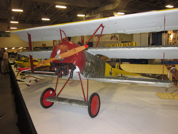 Fokker Dr.1 WRAM Show