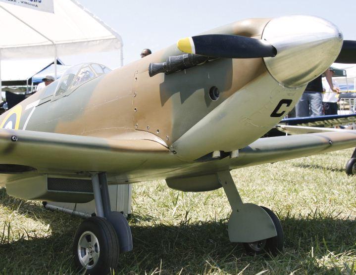 Road to Top Gun: Splendid Spitfire