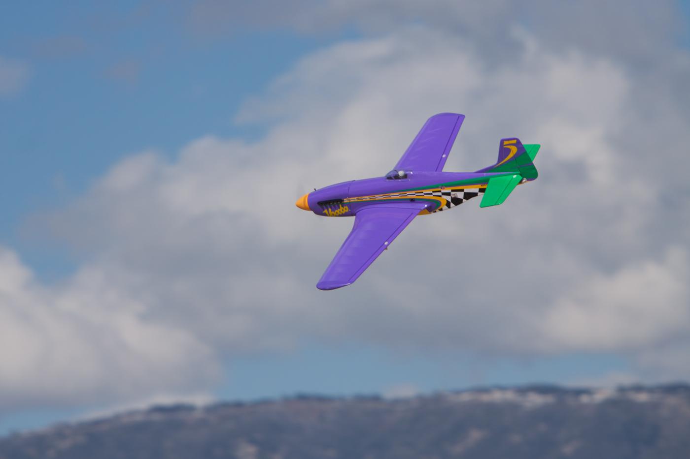 Voodoo P-51