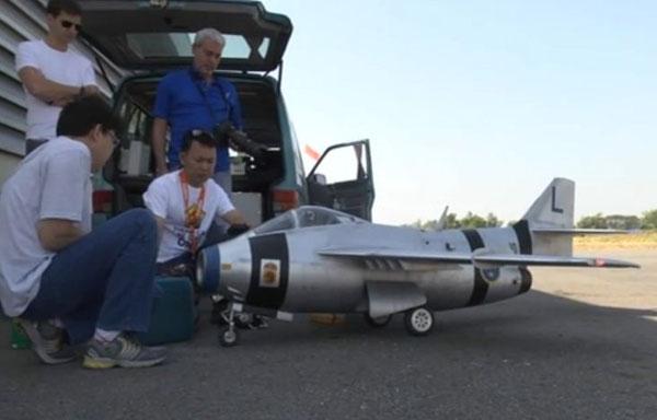 Road to Top Gun — Swedish J-29F Tunnan