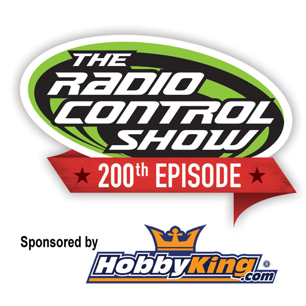 The Radio Control show Celebrates its 200th Episode