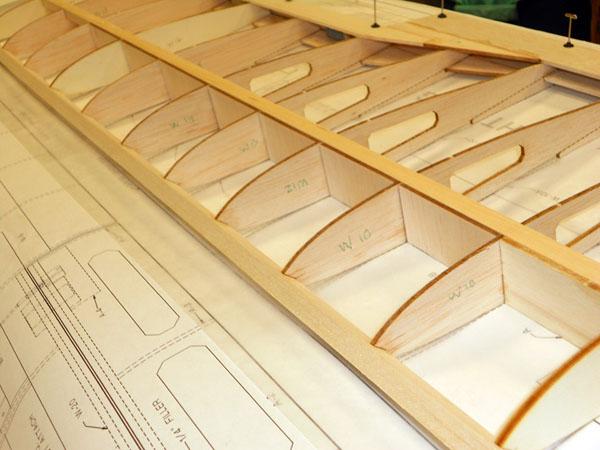 Workshop Build-Along: 6-foot-span Taylorcraft