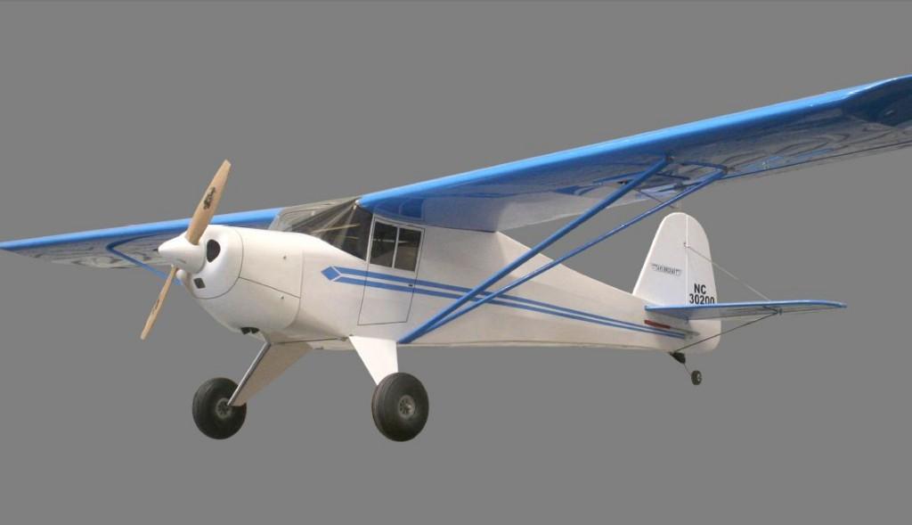Alien Aircraft Taylorcraft 72