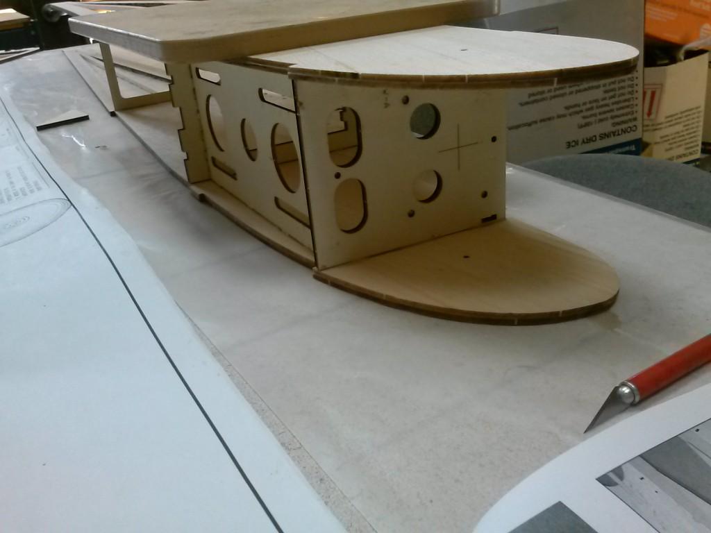 Hobby Lobby Senior Telemaster Buildalong