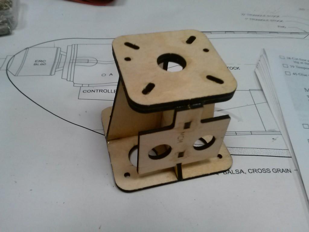 Senior Telemaster Buildalong