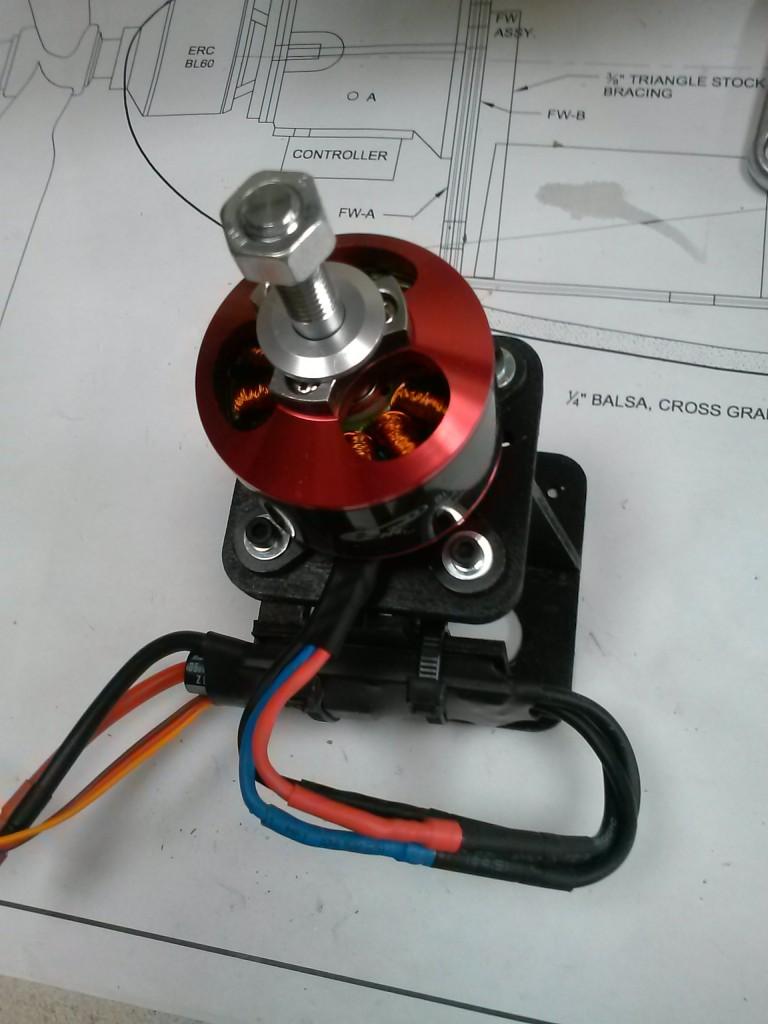 BL60 brushless motor