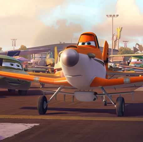 Planes: preview a new Disney film