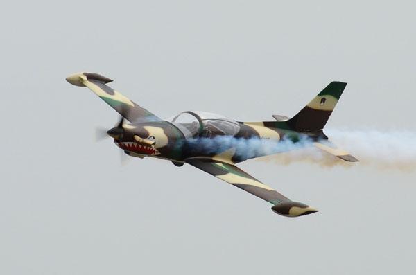 Marchetti SF-260 turbo prop
