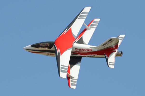 Turbine Powered Biplane at Florida Jets w/video