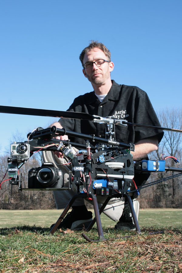 RC Aerial Photography: Stephen Born Combines two of His Passions