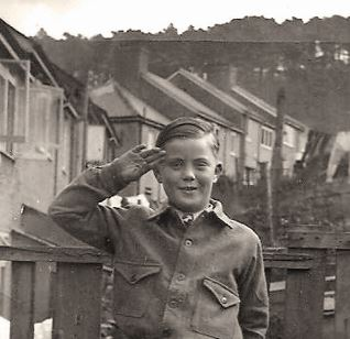 Jim Newman: WW II through the eyes of a youth