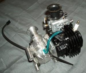 Turnigy 52 CC electronic ignition