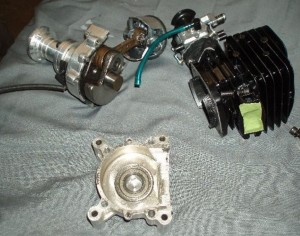 Turnigy 52 CC electronic ignition