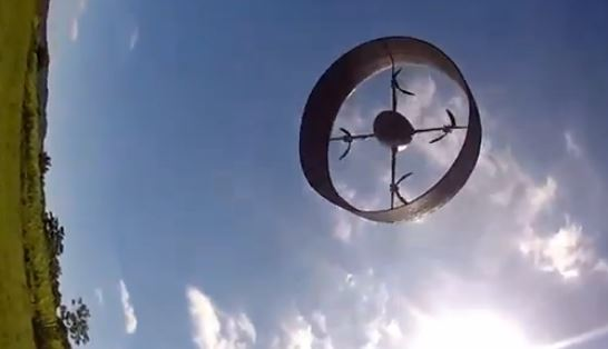 Revolutionary Quad Design: Circle Wing