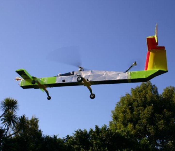 New development in VTOL design