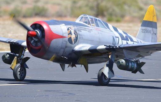 Road to Top Gun: Ground-Pounding P-47