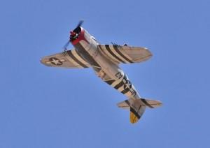 Ground-Pounding P-47