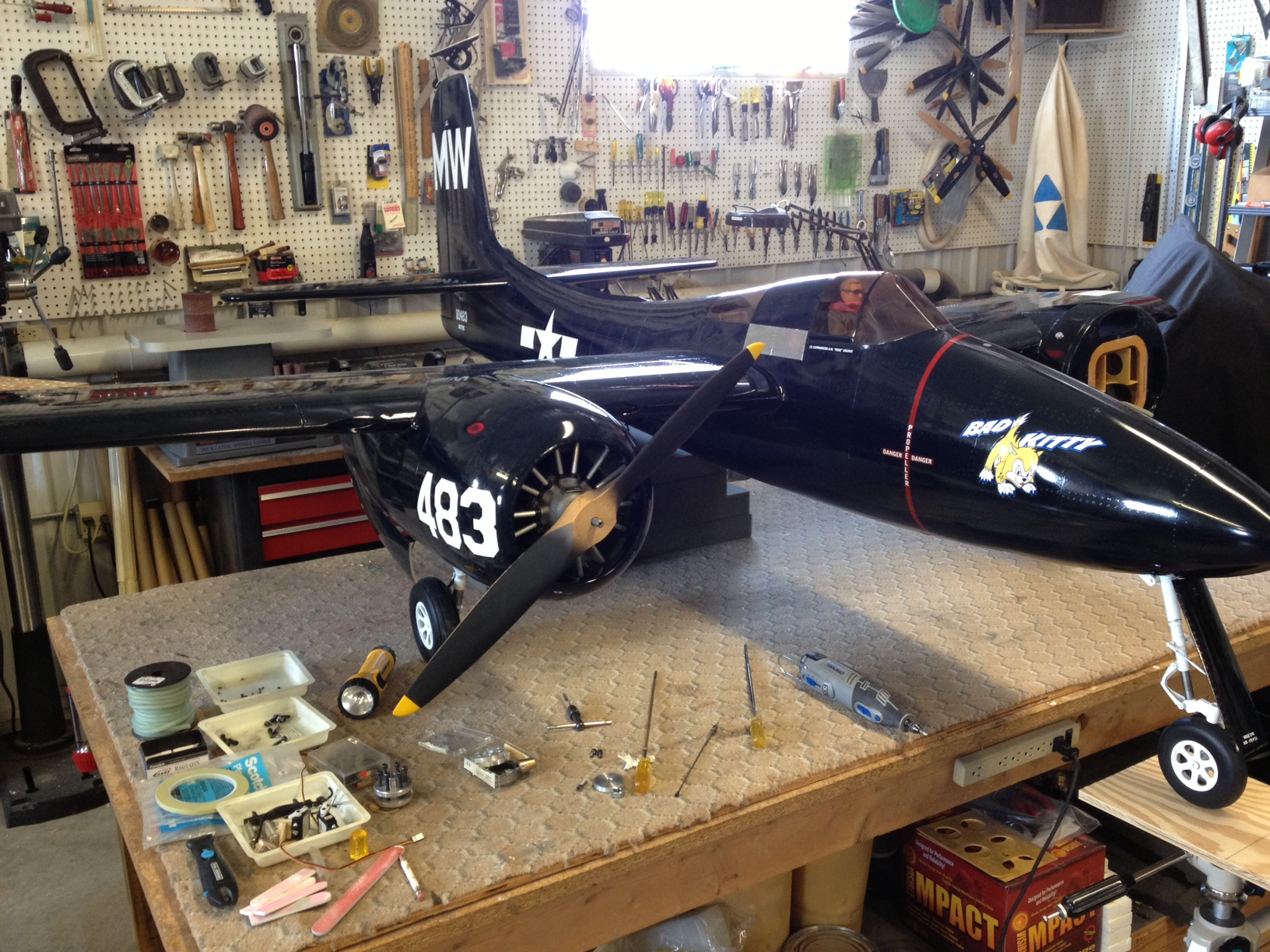 Road to Top Gun: Grumman F7F Tigercat