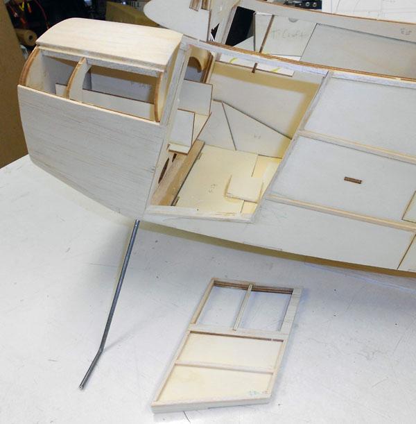 Workshop Build-Along--Alien Aircraft Taylorcraft
