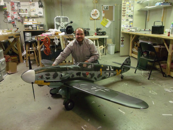 Top Gun: G-Model Messerschmitt
