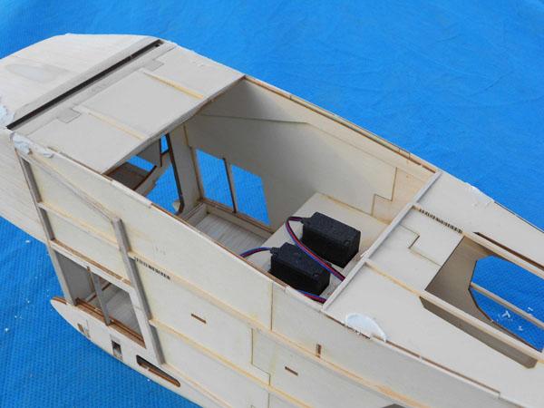 Taylorcraft from Alien Aircraft 6-foot