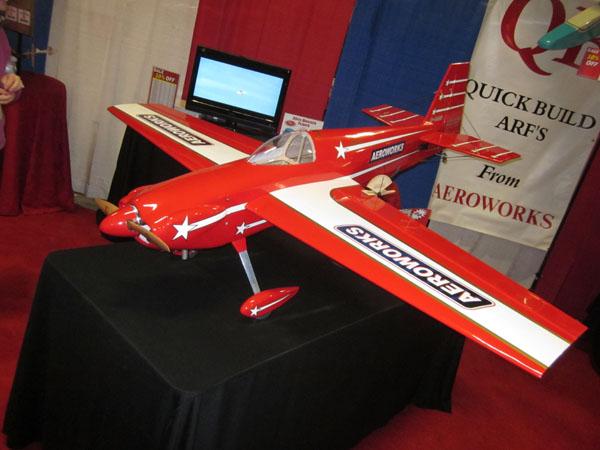 Aerobatic Icon Reborn from Aeroworks