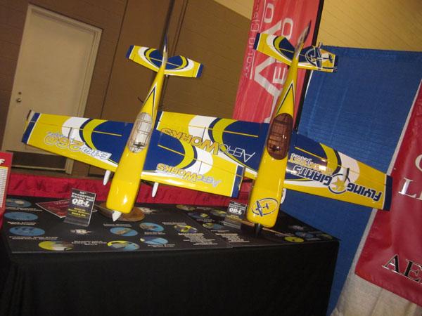 Aeroworks RC Hobby Expo MAN