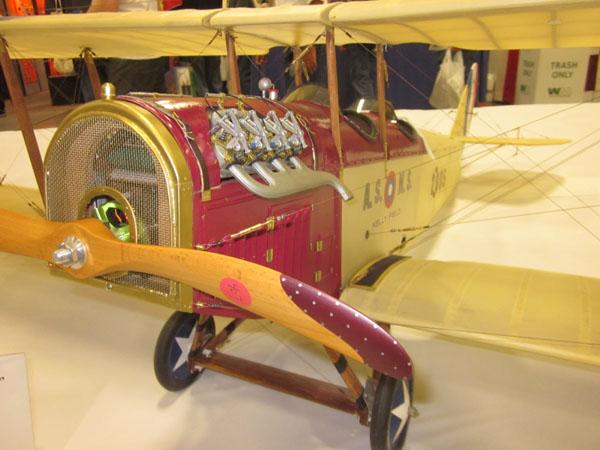 Curtiss Jenny by Gerald Sanderson
