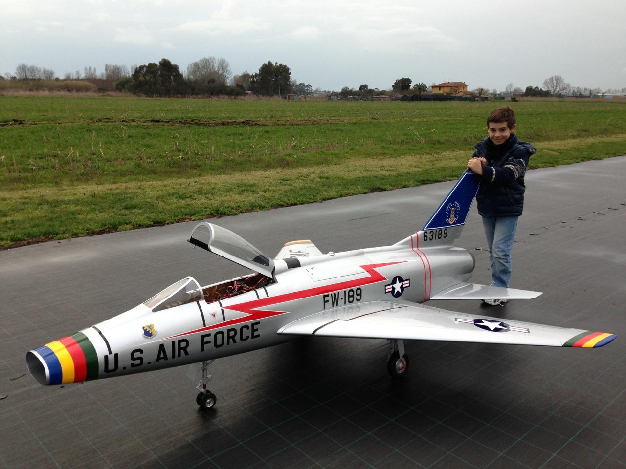 Road to Top Gun: F-100 Super Sabre