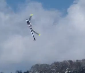 Radio Control Gaui Nitro 3D Helicopter Action [Video Of The Week]