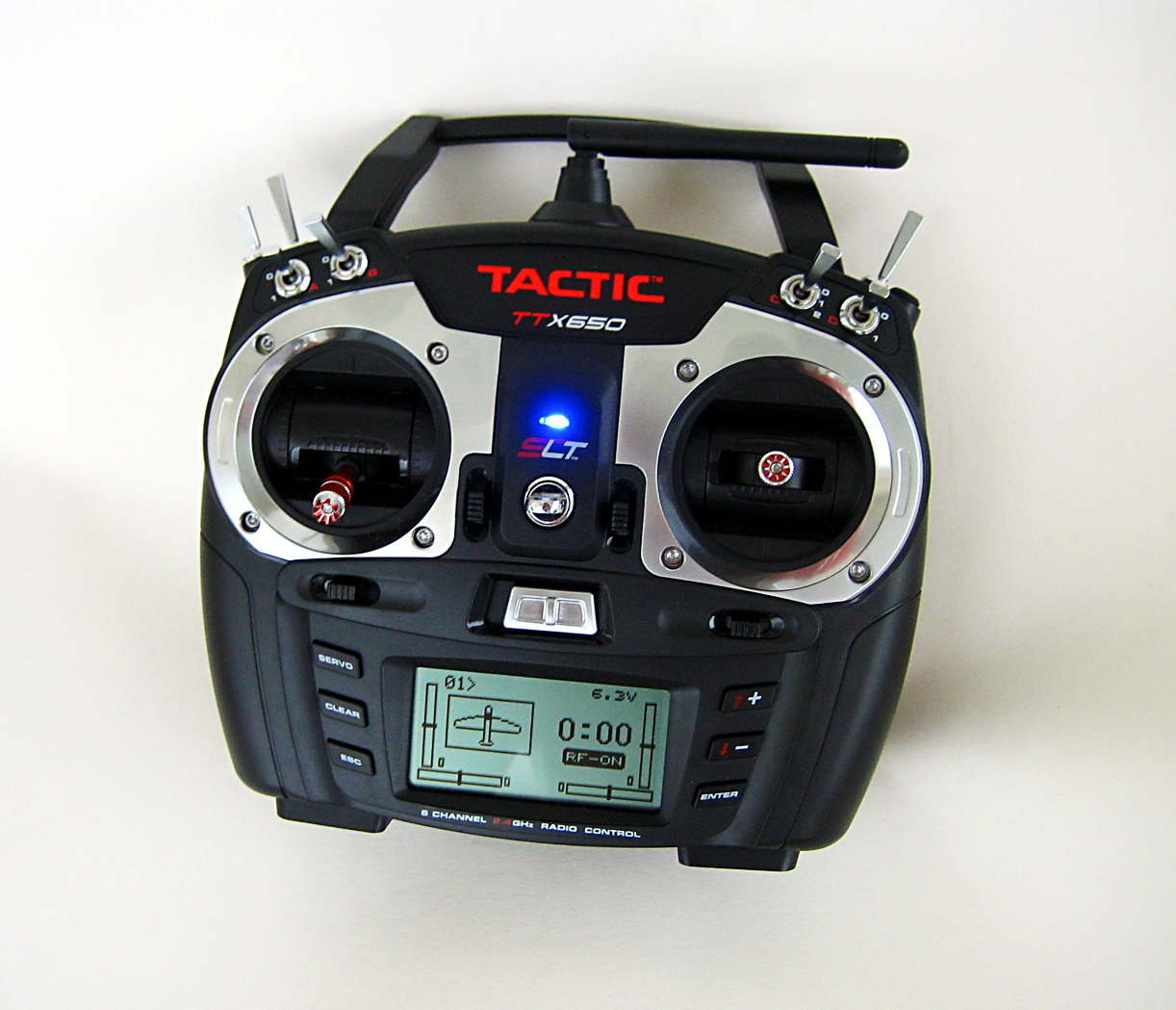 The TACTIC TTX650 Radio