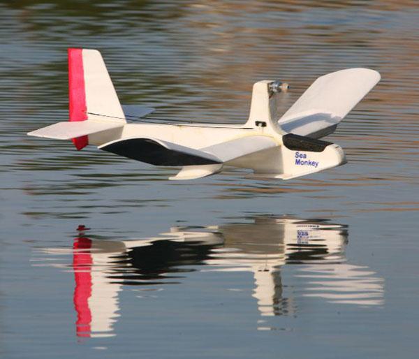 """Riot Planes """"Sea Monkey""""– Wet & Wild Seaplane Fun"""