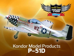 Kondor Model Products P-51D Mustang