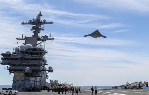 X-47B Unmanned Combat Air System (UCAS)