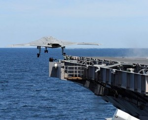 X-47B Unmanned Combat Air System (UCAS)