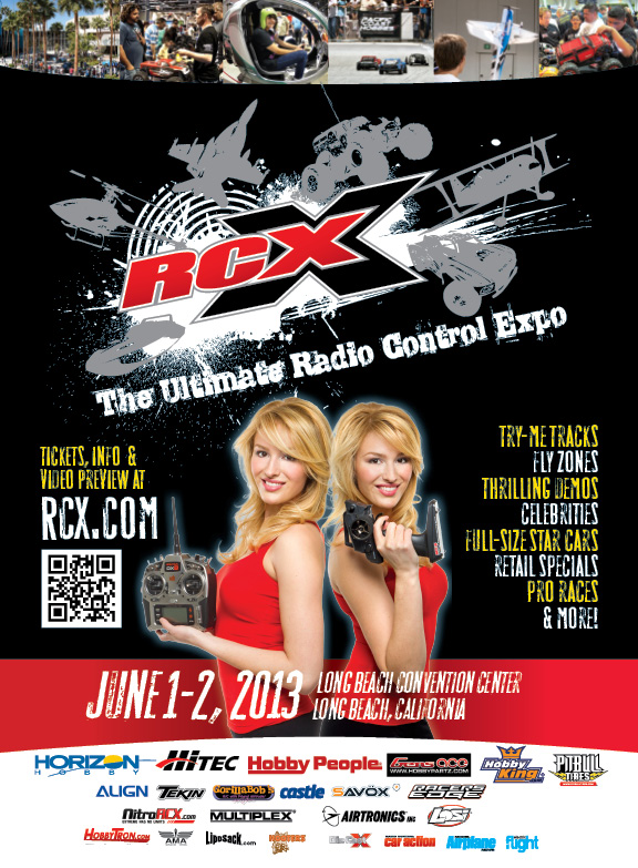Only 1 Day to Go! RCX — 10 Reasons to Attend!