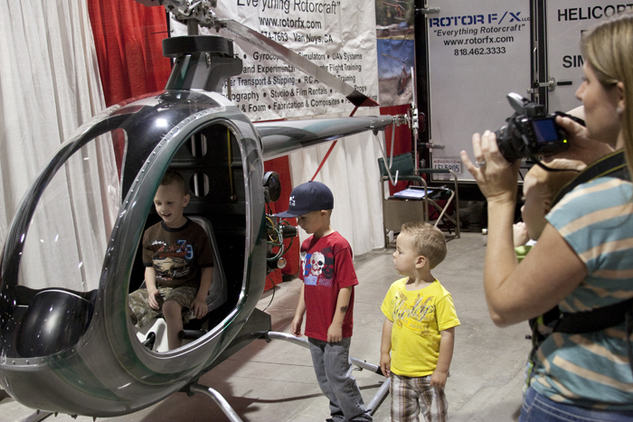 Helicopter simulator!