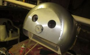 Working with Aluminum Engine Cowlings