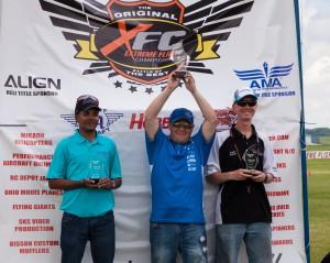 XFC Winners